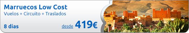 Marruecos Low Cost